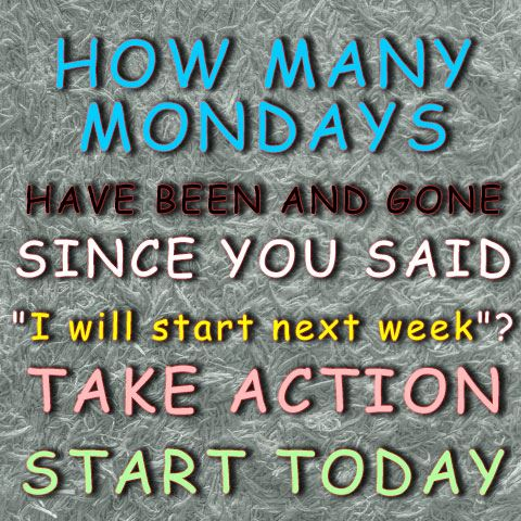 Inspirational Morning Monday Quotes