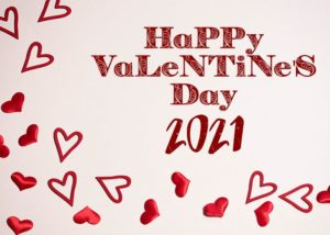 Happy Valentine's Day 2021