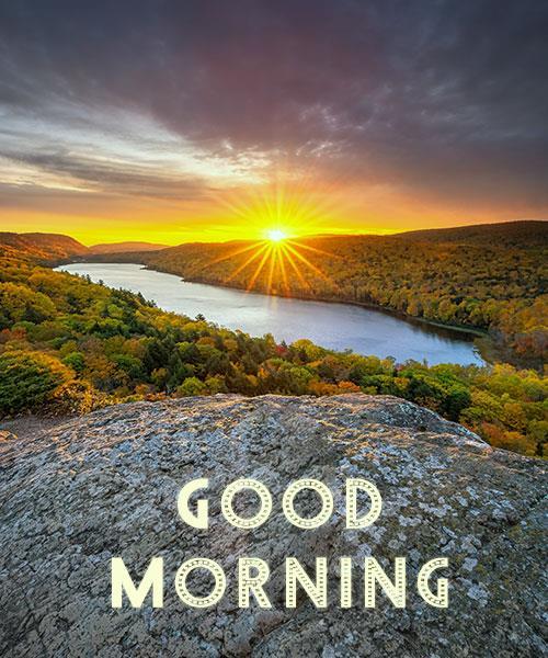 Good Morning Nature Image 2