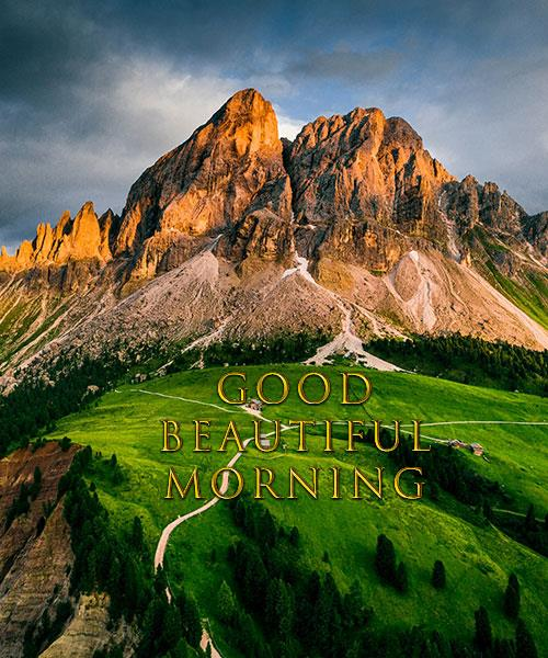 Good Morning Mountain Picture