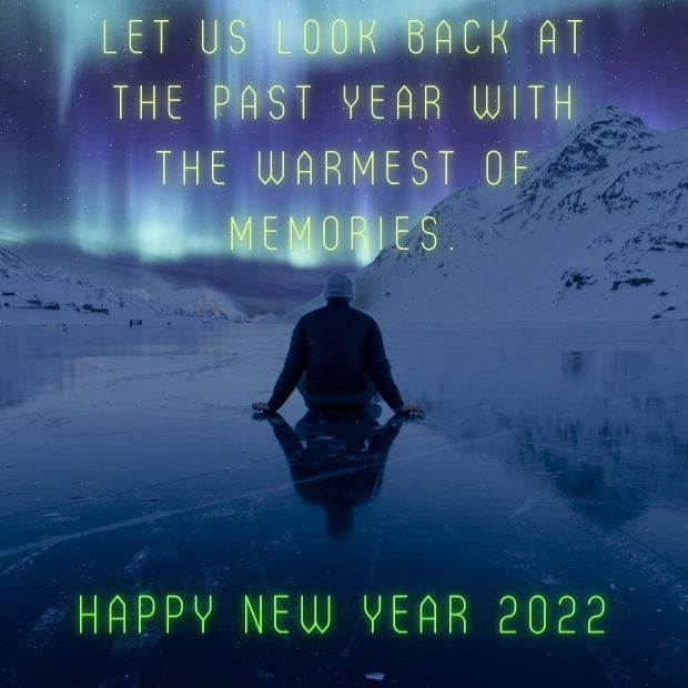 Happy New Year 2022 Quotes with Images